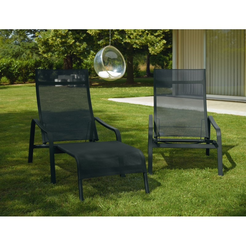 deck chair aliz fermob les jardins d 39 h m ra. Black Bedroom Furniture Sets. Home Design Ideas