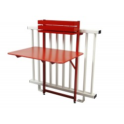 Table balcon 77x57cm Bistro Fermob