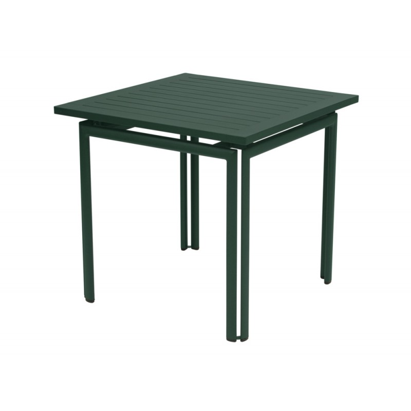 table 80x80cm costa fermob les jardins d39hemera With table de jardin fermob soldes 3 table 80x80cm costa fermob les jardins dhemera