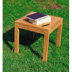 Croisillon low table - Les Jardins