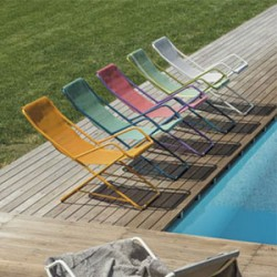 Bahama deck chair - Emu