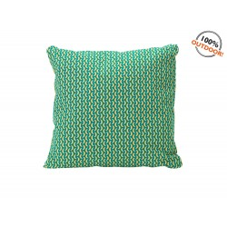 Coussin Outdoor Turquoise