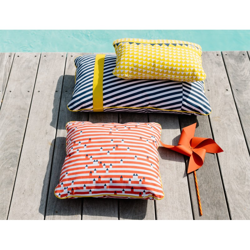 coussin outdoor Coussin Outdoor Calicot Cabanon   Fermob   Les Jardins d'Héméra coussin outdoor