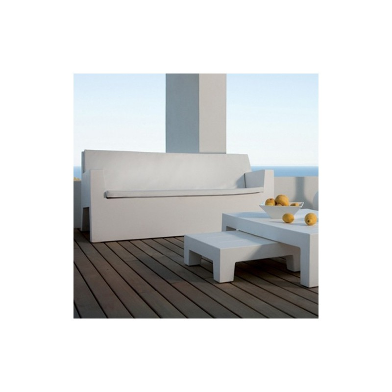 coussin pour canap jut vondom les jardins d 39 h m ra. Black Bedroom Furniture Sets. Home Design Ideas