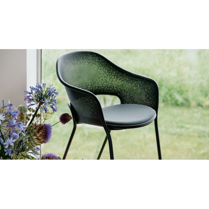 fauteuil kate fermob les jardins d 39 h m ra. Black Bedroom Furniture Sets. Home Design Ideas