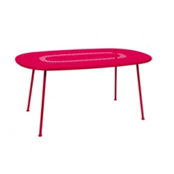 Table ovale 160 x 90 cm Lorette Fermob