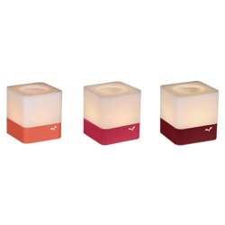 Photophore Cuub Fermob Lot de 3