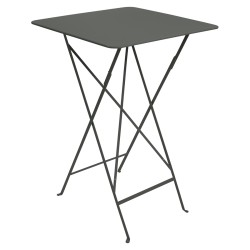 Folding high table 71x71cm Bistro Fermob