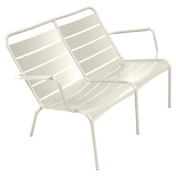 Fauteuil bas duo Luxembourg