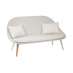 Fauteuil Bas Vanity - Vlaemynck